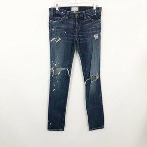 Current/Elliot The Skinny Jeans Love & Destroy